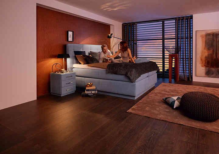 boxspring produkt bersicht das b2b magazin f r die einrichtungsbranche. Black Bedroom Furniture Sets. Home Design Ideas