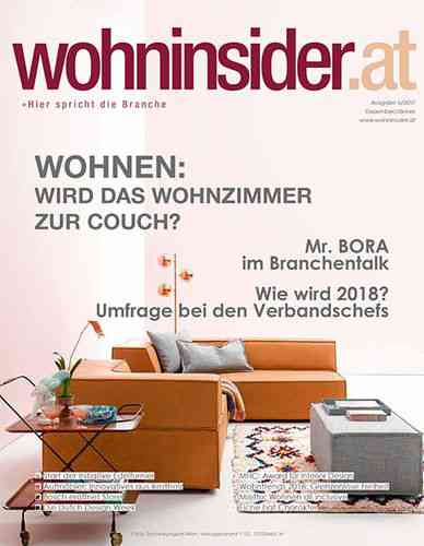 aktuelle ausgabe das b2b magazin f r die einrichtungsbranche. Black Bedroom Furniture Sets. Home Design Ideas