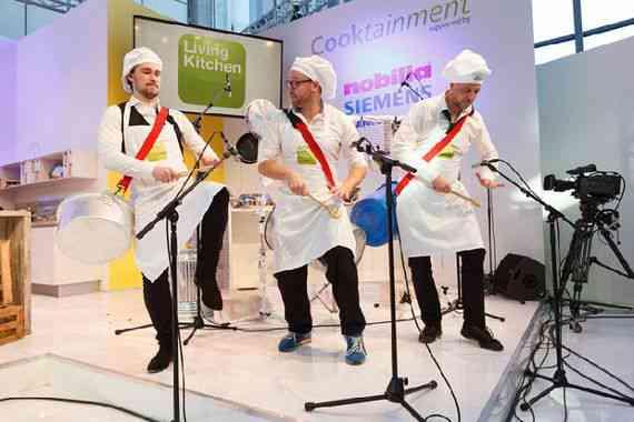 Nobilia sagt ja zur livingkitchen das for Kuchenhersteller deutschland