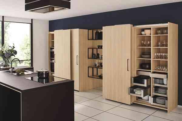 ballerina k chen und wohnraum das b2b magazin f r die einrichtungsbranche. Black Bedroom Furniture Sets. Home Design Ideas